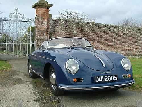 Porsche Chesil Speedster